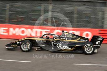 World © Octane Photographic Ltd. Formula Renault Eurocup – Monaco GP - Practice. Bhaitecj - Petr Ptacek. Monte-Carlo, Monaco. Thursday 23rd May 2019.