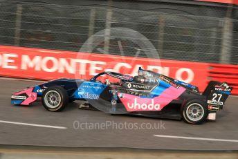 World © Octane Photographic Ltd. Formula Renault Eurocup – Monaco GP - Practice. JD Motorsport - Ugo de Wilde. Monte-Carlo, Monaco. Thursday 23rd May 2019.