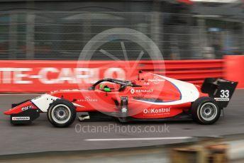 World © Octane Photographic Ltd. Formula Renault Eurocup – Monaco GP - Practice. Arden - Sebastian Fernandez. Monte-Carlo, Monaco. Thursday 23rd May 2019.