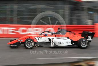World © Octane Photographic Ltd. Formula Renault Eurocup – Monaco GP - Practice. MP Motorsport - Amaury Cordeel. Monte-Carlo, Monaco. Thursday 23rd May 2019.