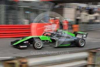 World © Octane Photographic Ltd. Formula Renault Eurocup – Monaco GP - Practice. GRS – Alessio Deledda. Monte-Carlo, Monaco. Thursday 23rd May 2019.