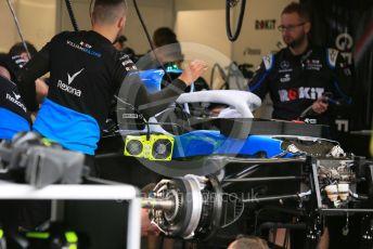 World © Octane Photographic Ltd. Formula 1 – Monaco GP. Setup. ROKiT Williams Racing FW 42. Monte-Carlo, Monaco. Wednesday 22nd May 2019.