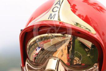 World © Octane Photographic Ltd. Formula 1 – Monaco GP. Practice 3. SportPesa Racing Point RP19 - Sergio Perez. Monte-Carlo, Monaco. Saturday 25th May 2019.