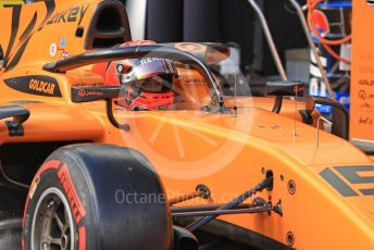 World © Octane Photographic Ltd. FIA Formula 2 (F2) – Monaco GP - Practice. Campos Racing - Jack Aitken. Monte-Carlo, Monaco. Thursday 23rd May 2019.