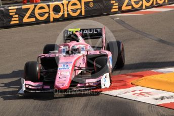 World © Octane Photographic Ltd. FIA Formula 2 (F2) – Monaco GP - Practice. BWT Arden - Anthoine Hubert. Monte-Carlo, Monaco. Thursday 23rd May 2019.