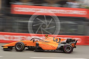 World © Octane Photographic Ltd. FIA Formula 2 (F2) – Monaco GP - Qualifying. Campos Racing - Jack Aitken. Monte-Carlo, Monaco. Thursday 23rd May 2019.