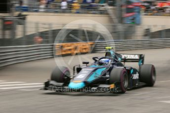 World © Octane Photographic Ltd. FIA Formula 2 (F2) – Monaco GP - Qualifying. DAMS - Nicholas Latifi. Monte-Carlo, Monaco. Thursday 23rd May 2019.