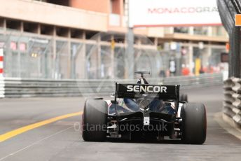 World © Octane Photographic Ltd. FIA Formula 2 (F2) – Monaco GP - Race 1. Sauber Junior Team - Callum Ilott. Monte-Carlo, Monaco. Friday 24th May 2019.