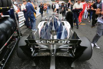 World © Octane Photographic Ltd. FIA Formula 2 (F2) – Monaco GP - Race 1. Sauber Junior Team - Callum Ilott. Monte-Carlo, Monaco. Friday 24th May 2019.
