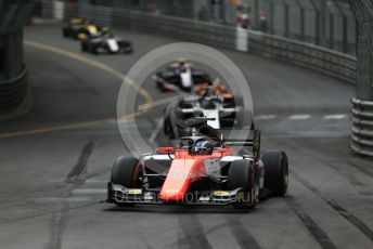 World © Octane Photographic Ltd. FIA Formula 2 (F2) – Monaco GP - Race 1. MP Motorsport – Artem Markelov. Monte-Carlo, Monaco. Friday 24th May 2019.