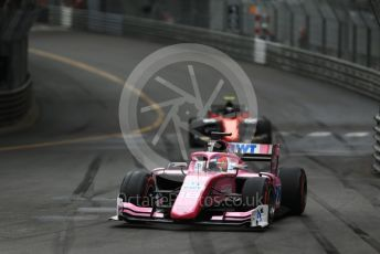 World © Octane Photographic Ltd. FIA Formula 2 (F2) – Monaco GP - Race 1. BWT Arden - Tatiana Calderon. Monte-Carlo, Monaco. Friday 24th May 2019.