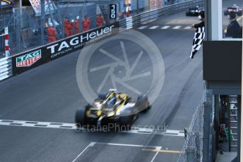 World © Octane Photographic Ltd. FIA Formula 2 (F2) – Monaco GP - Race 2. BWT Arden - Anthoine Hubert. Monte-Carlo, Monaco. Saturday 25th May 2019.