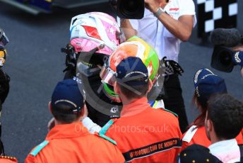 World © Octane Photographic Ltd. FIA Formula 2 (F2) – Monaco GP - Race 2. BWT Arden - Anthoine Hubert. Monte-Carlo, Monaco. Saturday 25th May 2019.