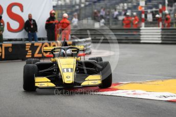 World © Octane Photographic Ltd. Formula Renault Eurocup – Monaco GP - Qualifying. MP Motorsport - Victor Martins. Monte-Carlo, Monaco. Friday 24th May 2019.