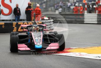 World © Octane Photographic Ltd. Formula Renault Eurocup – Monaco GP - Qualifying. M2 Competition – Lucas Alecco Roy. Monte-Carlo, Monaco. Friday 24th May 2019.