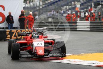 World © Octane Photographic Ltd. Formula Renault Eurocup – Monaco GP - Qualifying. Arden - Patrik Pasma. Monte-Carlo, Monaco. Friday 24th May 2019.