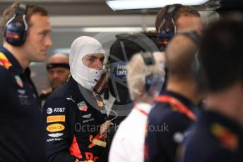 World © Octane Photographic Ltd. Formula 1 – Singapore GP - Practice 3. Aston Martin Red Bull Racing RB15 – Max Verstappen. Marina Bay Street Circuit, Singapore. Saturday 21st September 2019.
