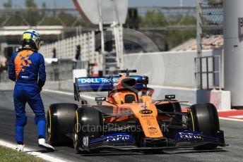 World © Octane Photographic Ltd. Formula 1 – Spanish In-season testing. McLaren MCL34 – Lando Norris. Circuit de Barcelona Catalunya, Spain. Tuesday 14th May 2019.