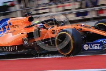 World © Octane Photographic Ltd. Formula 1 – Spanish In-season testing. McLaren MCL34 – Oliver Turvey. Circuit de Barcelona Catalunya, Spain. Wednesday 15th May 2019.