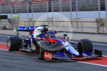 World © Octane Photographic Ltd. Formula 1 – Spanish In-season testing. Scuderia Toro Rosso STR14 – Alex Albon. Circuit de Barcelona Catalunya, Spain. Wednesday 15th 2019.