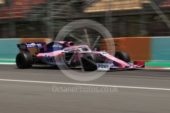 World © Octane Photographic Ltd. Formula 1 – Spanish In-season Pirelli testing. SportPesa Racing Point RP19 - Lance Stroll. Circuit de Barcelona Catalunya, Spain. Wednesday 15th May 2019.