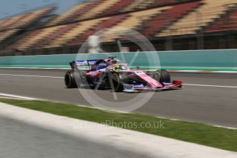 World © Octane Photographic Ltd. Formula 1 – Spanish In-season testing. SportPesa Racing Point RP19 - Nick Yelloly. Circuit de Barcelona Catalunya, Spain. Wednesday 15th May 2019.