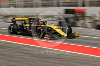 World © Octane Photographic Ltd. Formula 1 – Spanish In-season testing. Renault Sport F1 Team RS19 – Jack Aitken. Circuit de Barcelona Catalunya, Spain. Wednesday 15th May 2019.
