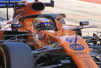 World © Octane Photographic Ltd. Formula 1 – Spanish In-season testing. McLaren MCL34 – Sergio Sette Camara. Circuit de Barcelona Catalunya, Spain. Wednesday 15th May 2019.