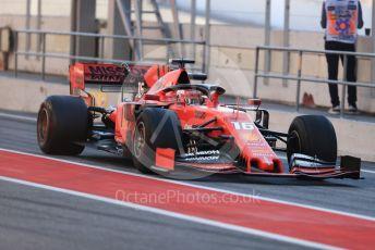 World © Octane Photographic Ltd. Formula 1 – Spanish Pirelli In-season testing. Scuderia Ferrari SF90 – Charles Leclerc. Circuit de Barcelona Catalunya, Spain. Wednesday 15th May 2019.