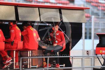 World © Octane Photographic Ltd. Formula 1 – Spanish In-season testing. Ferrari Driver Academy – Callum Ilott. Circuit de Barcelona Catalunya, Spain. Wednesday 15th May 2019.