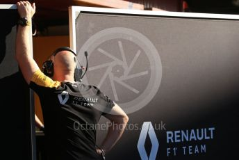 World © Octane Photographic Ltd. Formula 1 – Spanish In-season testing. Renault Sport F1 Team. Circuit de Barcelona Catalunya, Spain. Wednesday 15th May 2019.