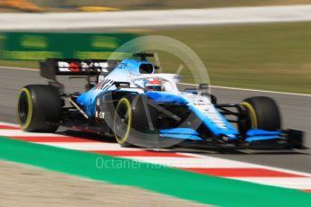 World © Octane Photographic Ltd. Formula 1 – Spanish GP. Practice 1. ROKiT Williams Racing – George Russell. Circuit de Barcelona Catalunya, Spain. Friday 10th May 2019.