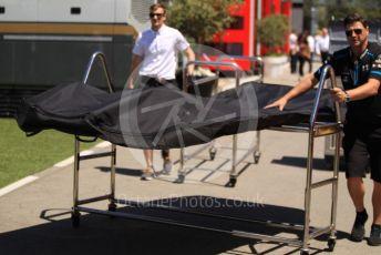 World © Octane Photographic Ltd. Formula 1 – Spanish GP. Practice 1. ROKiT Williams Racing. Circuit de Barcelona Catalunya, Spain. Friday 10th May 2019.