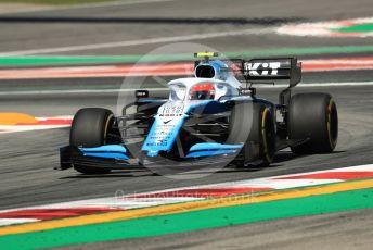 World © Octane Photographic Ltd. Formula 1 – Spanish GP. Practice 1. ROKiT Williams Racing – Robert Kubica. Circuit de Barcelona Catalunya, Spain. Friday 10th May 2019.