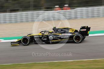 World © Octane Photographic Ltd. Formula 1 – Spanish GP. Practice 2. Renault Sport F1 Team RS19 – Nico Hulkenberg. Circuit de Barcelona Catalunya, Spain. Friday 10th May 2019.
