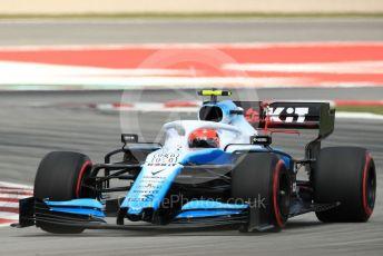World © Octane Photographic Ltd. Formula 1 – Spanish GP. Practice 2. ROKiT Williams Racing – Robert Kubica. Circuit de Barcelona Catalunya, Spain. Friday 10th May 2019.