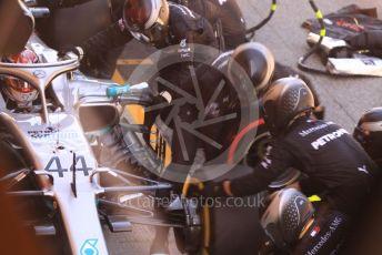 World © Octane Photographic Ltd. Formula 1 – Spanish GP. Race. Mercedes AMG Petronas Motorsport AMG F1 W10 EQ Power+ - Lewis Hamilton. Circuit de Barcelona Catalunya, Spain. Sunday 12th May 2019.