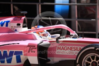 World © Octane Photographic Ltd. FIA Formula 2 (F2) – Spanish GP - Practice. BWT Arden - Tatiana Calderon. Circuit de Barcelona-Catalunya, Spain. Friday 10th May 2019.