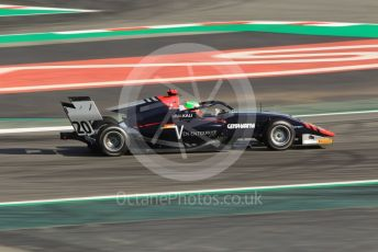 World © Octane Photographic Ltd. FIA Formula 3 (F3) – Spanish GP – Practice. Hitech Grand Prix - Leonardo Pulcini. Circuit de Barcelona-Catalunya, Spain. Friday 10th May 2019.