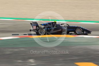 World © Octane Photographic Ltd. FIA Formula 3 (F3) – Spanish GP – Practice. Jenzer Motorsport - Artem Petrov. Circuit de Barcelona-Catalunya, Spain. Friday 10th May 2019.