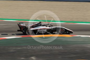 World © Octane Photographic Ltd. FIA Formula 3 (F3) – Spanish GP – Practice. ART Grand Prix - David Beckmann. Circuit de Barcelona-Catalunya, Spain. Friday 10th May 2019.