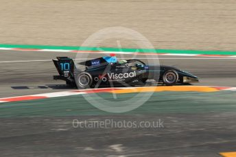 World © Octane Photographic Ltd. FIA Formula 3 (F3) – Spanish GP – Practice. HWA Racelab - Bent Viscaal. Circuit de Barcelona-Catalunya, Spain. Friday 10th May 2019.