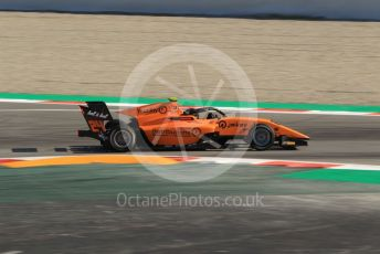 World © Octane Photographic Ltd. FIA Formula 3 (F3) – Spanish GP – Practice. Campos Racing - Alessio Deledda. Circuit de Barcelona-Catalunya, Spain. Friday 10th May 2019.