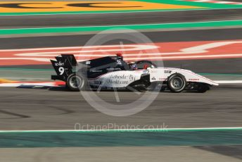 World © Octane Photographic Ltd. FIA Formula 3 (F3) – Spanish GP – Practice. Jenzer Motorsport - Andreas Estner. Circuit de Barcelona-Catalunya, Spain. Friday 10th May 2019.