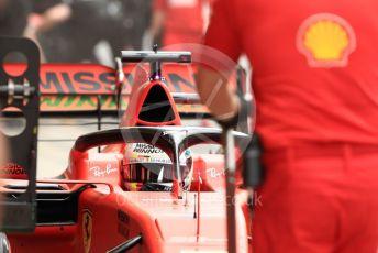 World © Octane Photographic Ltd. Formula 1 – Spanish GP. Practice 3. Scuderia Ferrari SF90 – Sebastian Vettel. Circuit de Barcelona Catalunya, Spain. Saturday 11th May 2019.