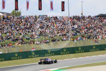 World © Octane Photographic Ltd. Formula 1 – Spanish GP. Qualifying. SportPesa Racing Point RP19 – Lance Stroll. Circuit de Barcelona Catalunya, Spain. Saturday 11th May 2019.