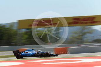 World © Octane Photographic Ltd. Formula 1 – Spanish GP. Qualifying. ROKiT Williams Racing – Robert Kubica. Circuit de Barcelona Catalunya, Spain. Saturday 11th May 2019.
