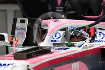 World © Octane Photographic Ltd. Formula 1 – United States GP - Practice 3. SportPesa Racing Point RP19 - Sergio Perez. Circuit of the Americas (COTA), Austin, Texas, USA. Saturday 2nd November 2019.