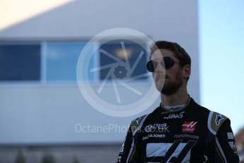 World © Octane Photographic Ltd. Formula 1 – United States GP - Qualifying. Haas F1 Team VF19 – Romain Grosjean. Circuit of the Americas (COTA), Austin, Texas, USA. Saturday 2nd November 2019.