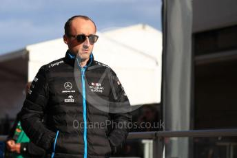 World © Octane Photographic Ltd. Formula 1 – United States GP - Paddock. ROKiT Williams Racing FW42 – Robert Kubica. Circuit of the Americas (COTA), Austin, Texas, USA. Sunday 3rd November 2019.